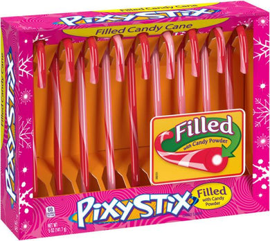 PIXY STIX FILLED CANDY CANES 133G