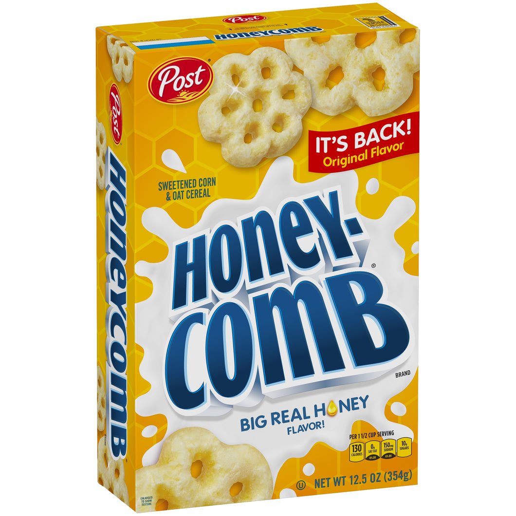 POST HONEYCOMB CEREAL 354G