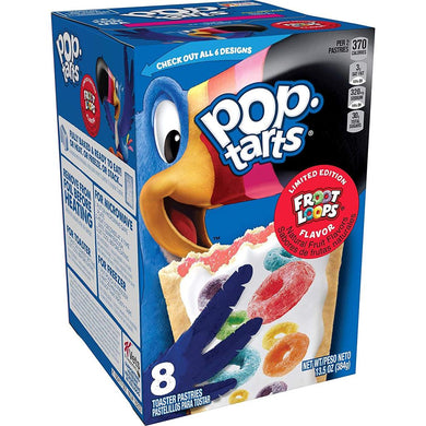 POP TARTS FROOT LOOPS