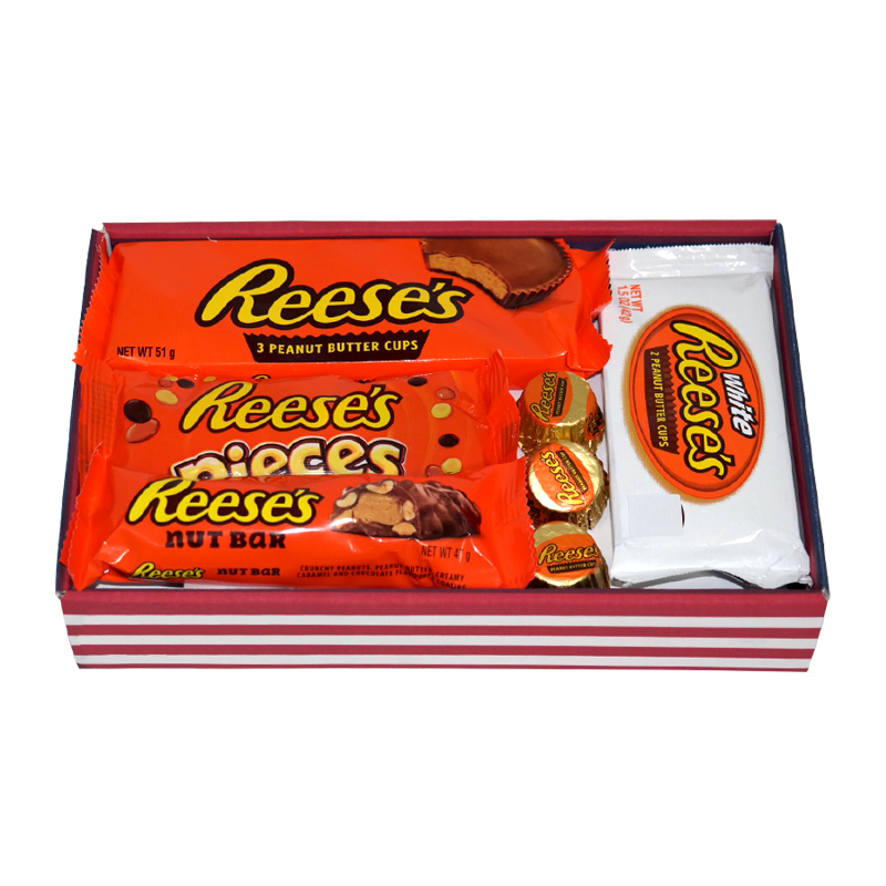 REESE'S SMALL SELECTION BOX 278G