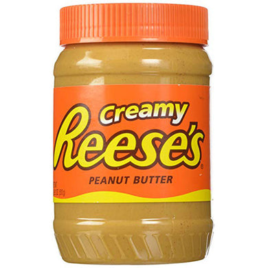 REESE'S CREAMY PEANUT BUTTER 500G