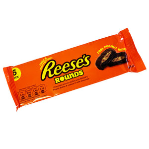 REESE'S PEANUT BUTTER ROUNDS 96G