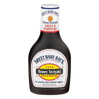 SWEET BABY RAY'S HONEY TERIYAKI 473ML