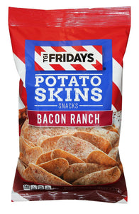 TGI FRIDAYS POTATO SKINS BACON & RANCH 113G