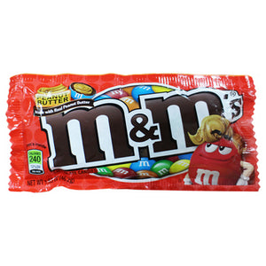 M&M'S PEANUT BUTTER BAG 46.2 G