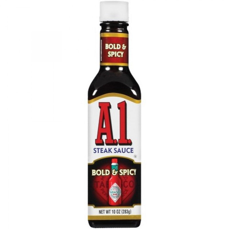A1 BOLD & SPICY STEAK SAUCE 283G