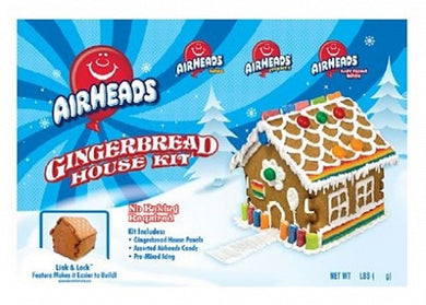 AIRHEADS GINGERBREAD HOUSE KIT