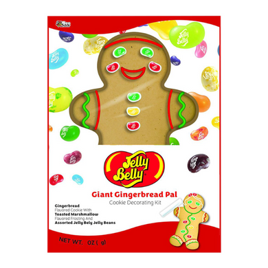 JELLY BELLY GINGERBREAD XMAS PAL 298G