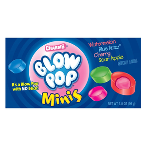 CHARMS CHRISTMAS BLOW POPS MINIS 85G **REDUCED**