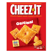 CHEEZ IT ORIGINAL CRACKER 7 OZ