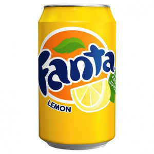 FANTA LEMON 330ML
