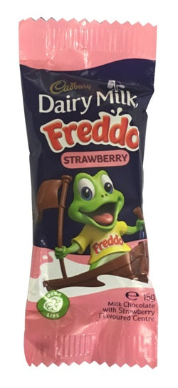 CADBURY FREDDO STRAWBERRY 15G