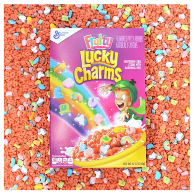 FRUITY LUCKY CHARMS 340G
