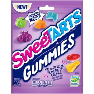 SWEETARTS GUMMY BAG 148G