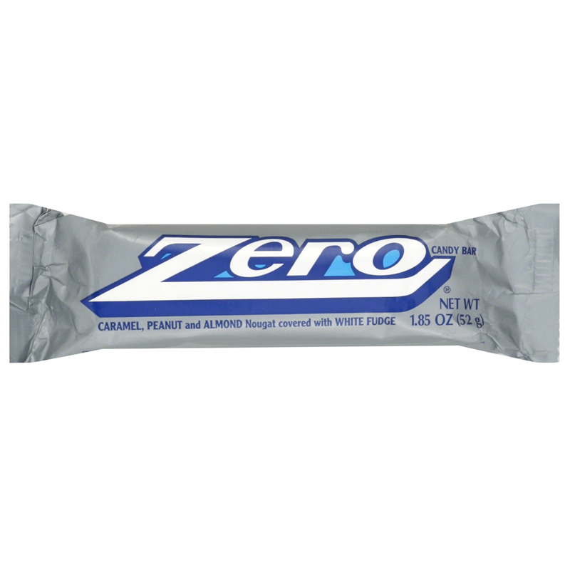 HERSHEY'S ZERO BAR 1.85OZ (52G)