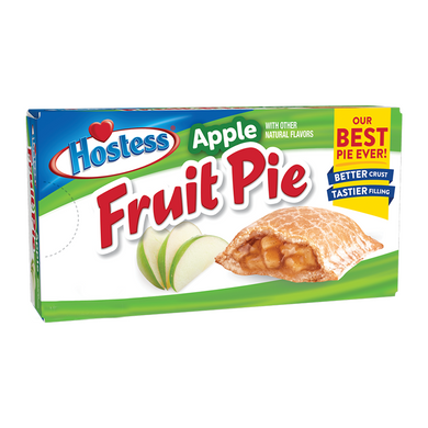 HOSTESS APPLE FRUIT PIE 120G