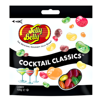 JELLY BELLY COCKTAIL CLASSICS JELLY BEANS 70G