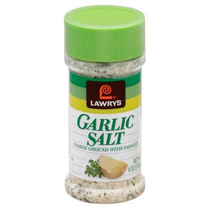 LAWRY'S GARLIC SALT 170G