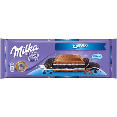 MILKA OREO CHOCOLATE BAR 300G