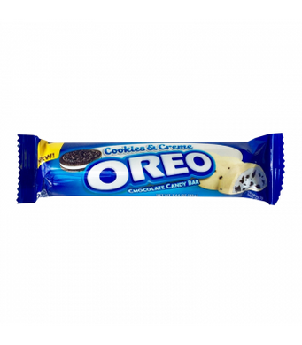MILKA OREO COOKIES AND CREAM WHITE CHOC 40G