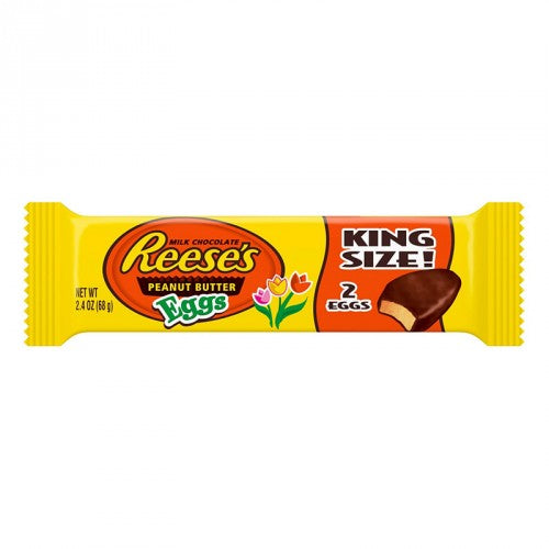 REESE'S PEANUT BUTTER EGGS KING SIZE 68G - **REDUCED**