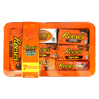 REESE'S PEANUT BUTTER LOVERS TRAY 297G