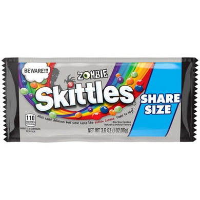 SKITTLES ZOMBIE MIX SHARE BAG 113G
