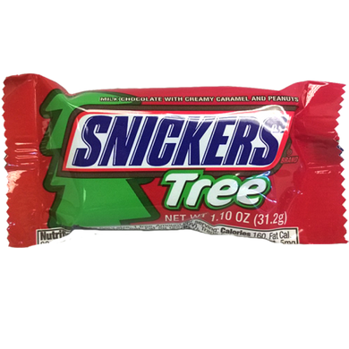 SNICKERS CHRISTMAS TREE 31.2G