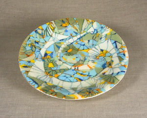 Abstract Labyrinth - Decorative Bowl