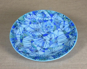 Luminous Blue - Decorative Bowl