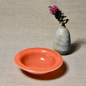 Solid Color Bowl - Salmon