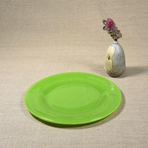 Light Green Dinner Plate