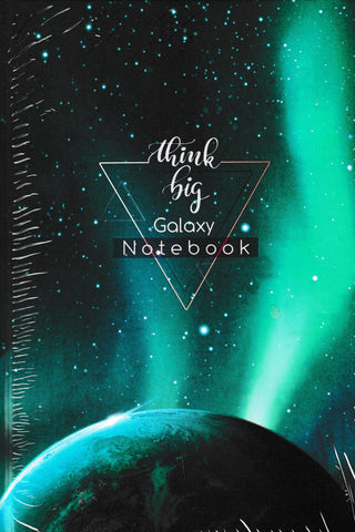 Think big Galaxy Notebook #3