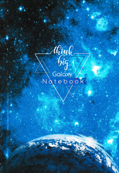 Think big Galaxy Notebook #4