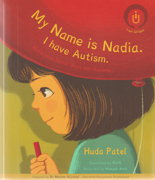 My Name is Nadia. I have Autism