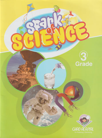 Spark of Science Grade 3