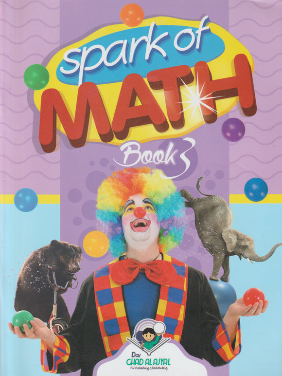 Spark Of Math Book 3