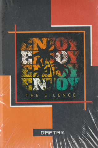 Notebook Enjoy The Silence دفتر نوتة