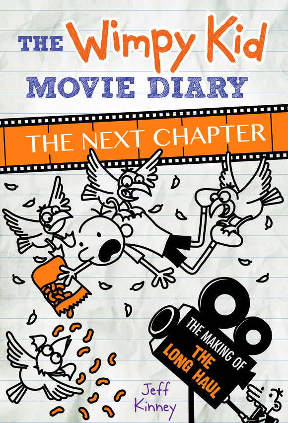 The Next Chapter - Diary Of A Wimpy Kid