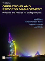 Operations and Process Management with eText : Principles and Practice for Strategic Impact