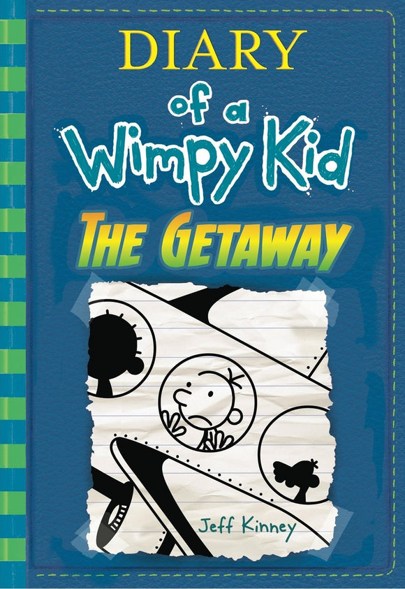 Diary of a Wimpy Kid The Getaway #12