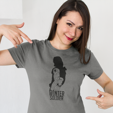 Load image into Gallery viewer, Winter Soldier - Unisex short sleeve T-Shirt