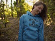 Load image into Gallery viewer, Rick & Morty Hoodie - Seattle DLIA Club - Adult Unisex Hoodie