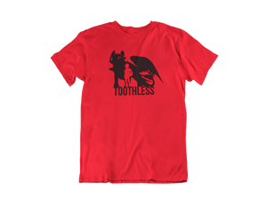 Toothless - How to Train Your Dragon - Unisex short sleeve T-Shirt