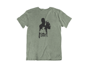 Daryl Dixon - The Walking Dead - Unisex short sleeve T-Shirt