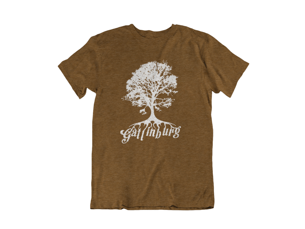 Tree of Life - Gatlinburg TN - Unisex short sleeve T-Shirt