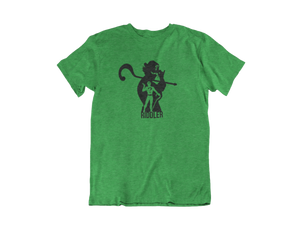 Riddler - Unisex short sleeve T-Shirt