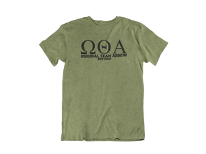 Original Team Arrow - OTA - Unisex short sleeve T-Shirt