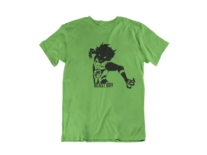 Beast Boy - Unisex short sleeve T-Shirt