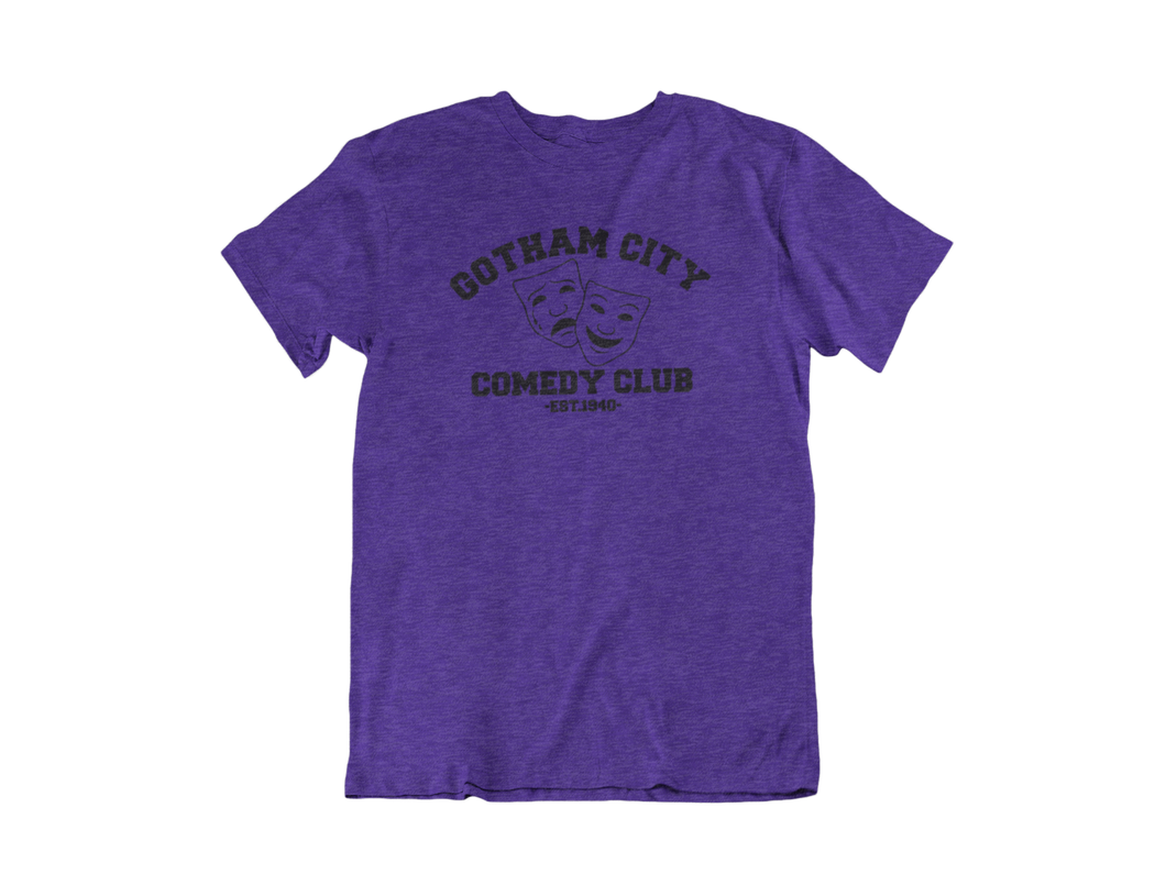Joker - Gotham City Comedy Club - Unisex short sleeve T-Shirt